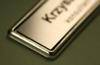 Ramka do identyfikatora srebrna