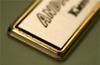 Ramka do identyfikatora złota