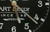 Zegar grawerowany